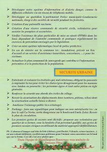 TRACT SECURITE PAGE 2